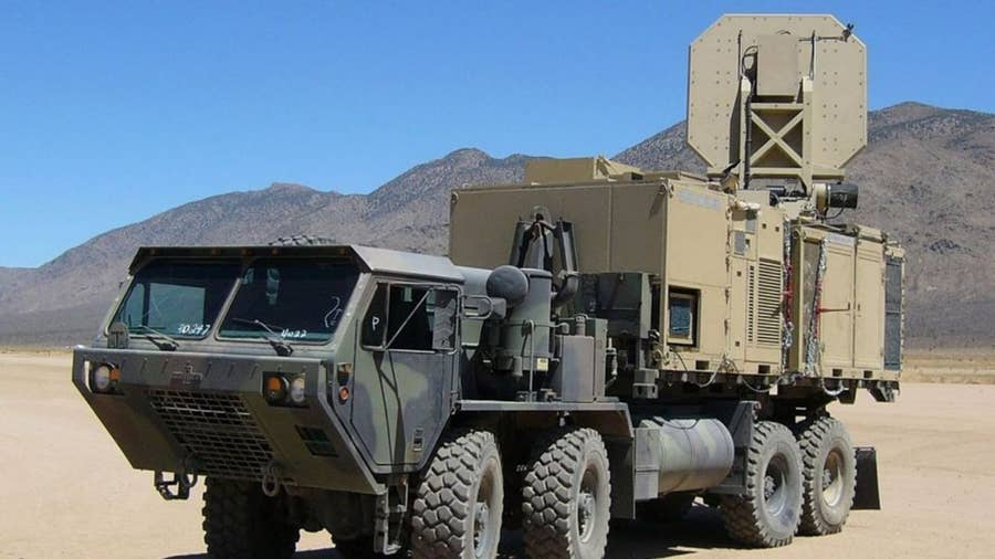 The Heat Ray - Active Denial System