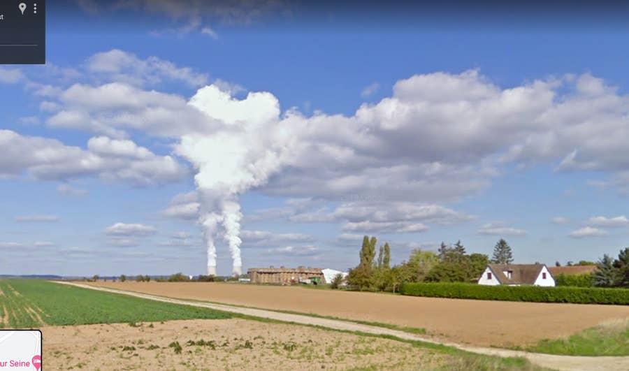 smoke stacks google street view