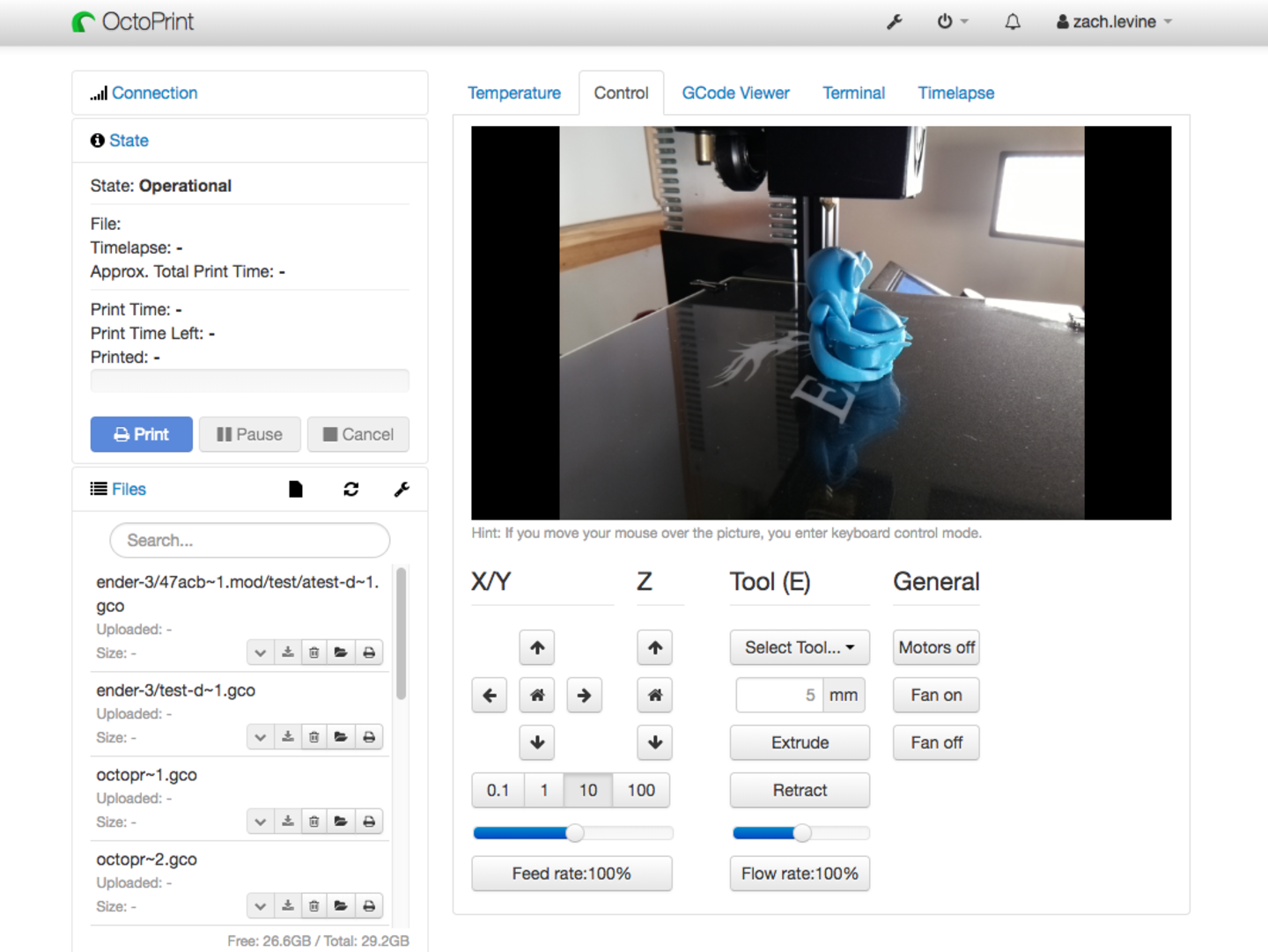 OctoPrint: Control Your 3D Printer Remotely with Raspberry Pi and