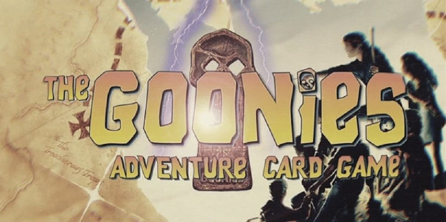 The Goonies card game