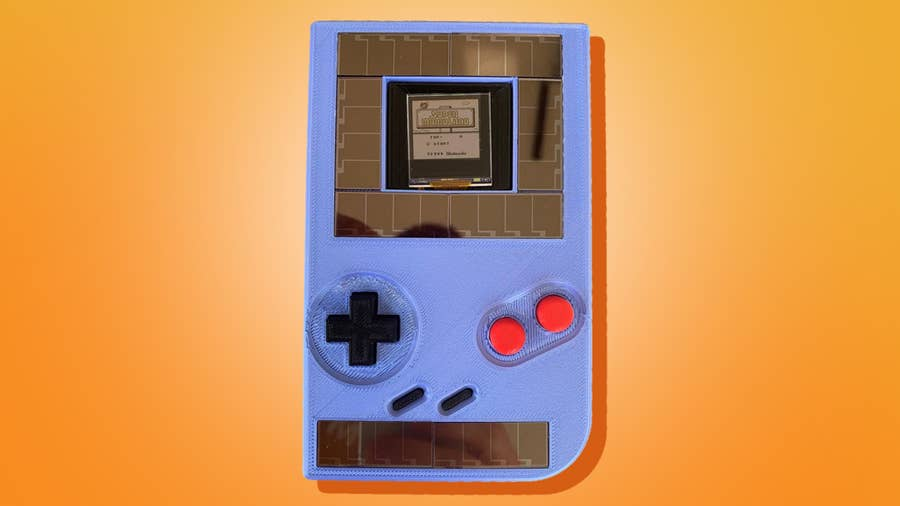 Engage Game Boy with no Batteries