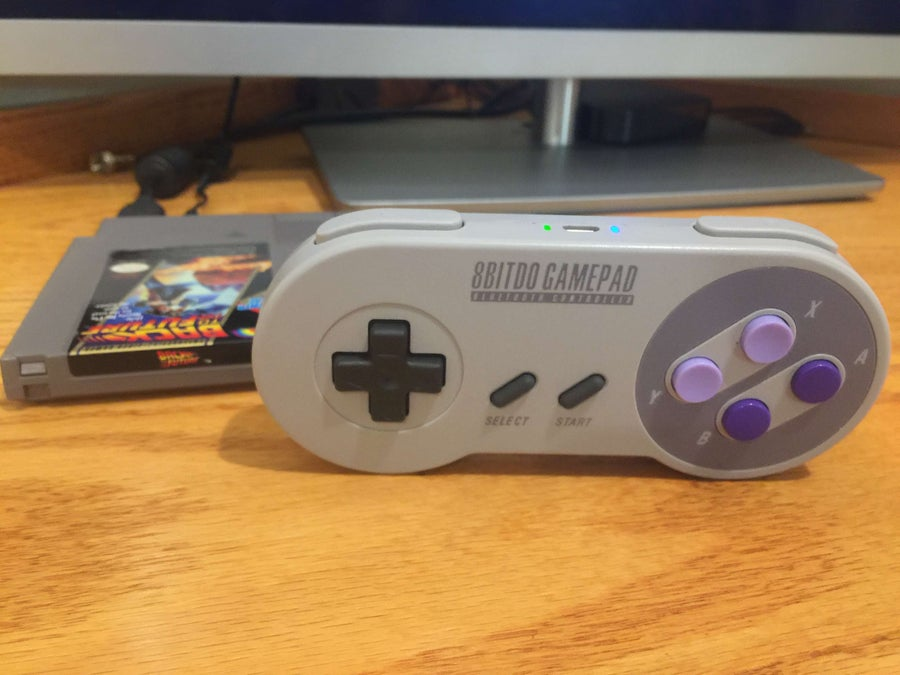 RetroPie bluetooth controller