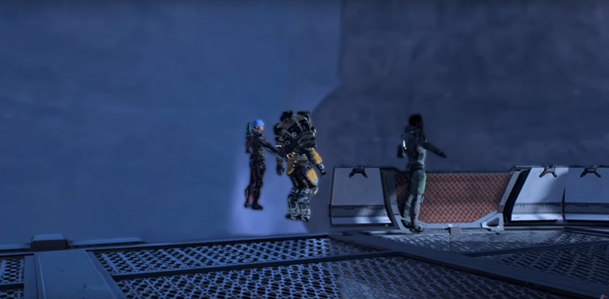 Andromeda gameplay
