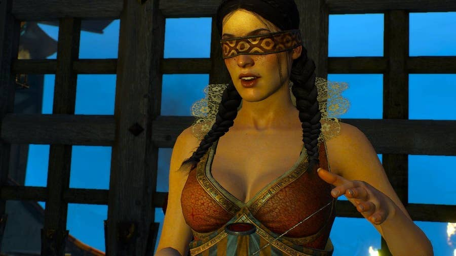 Phillipa from The Witcher
