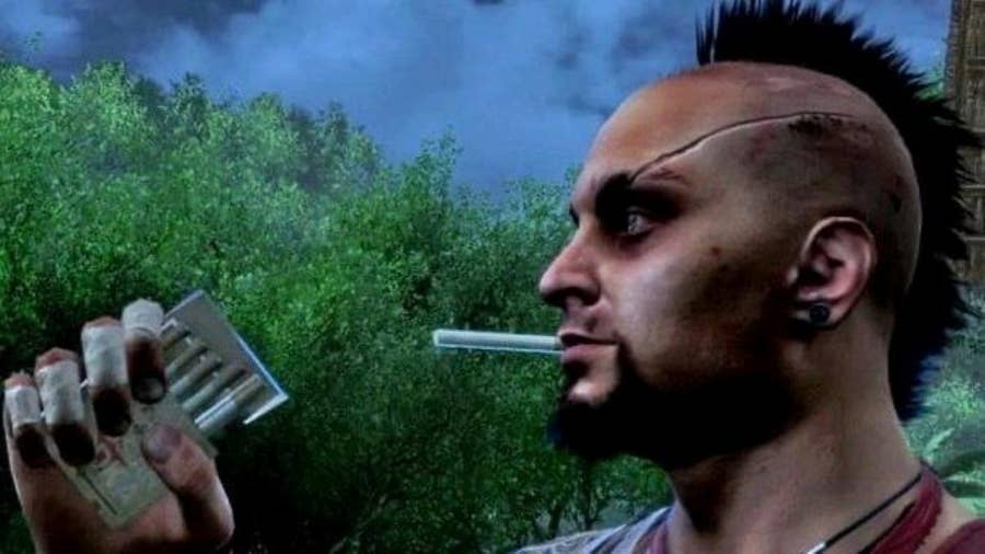 Vaas from Far Cry