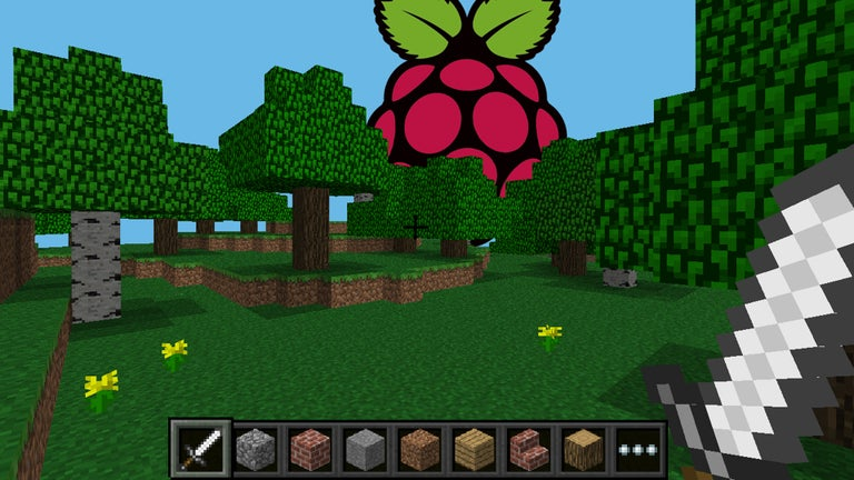 Minecraft on Raspberry Pi