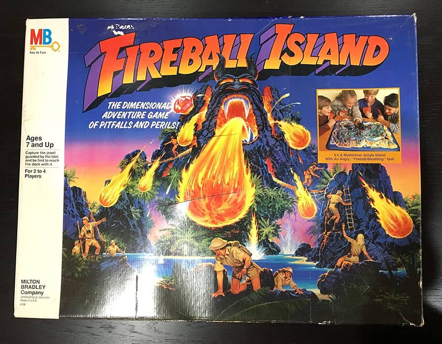 Fireball Island (1986)