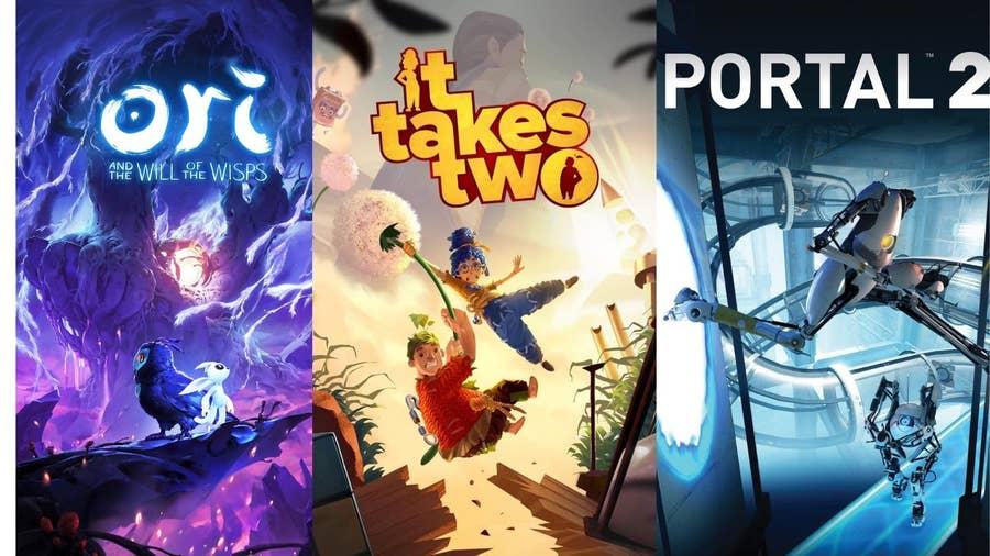 Best Platformer & Puzzle Games on Sale on Steam