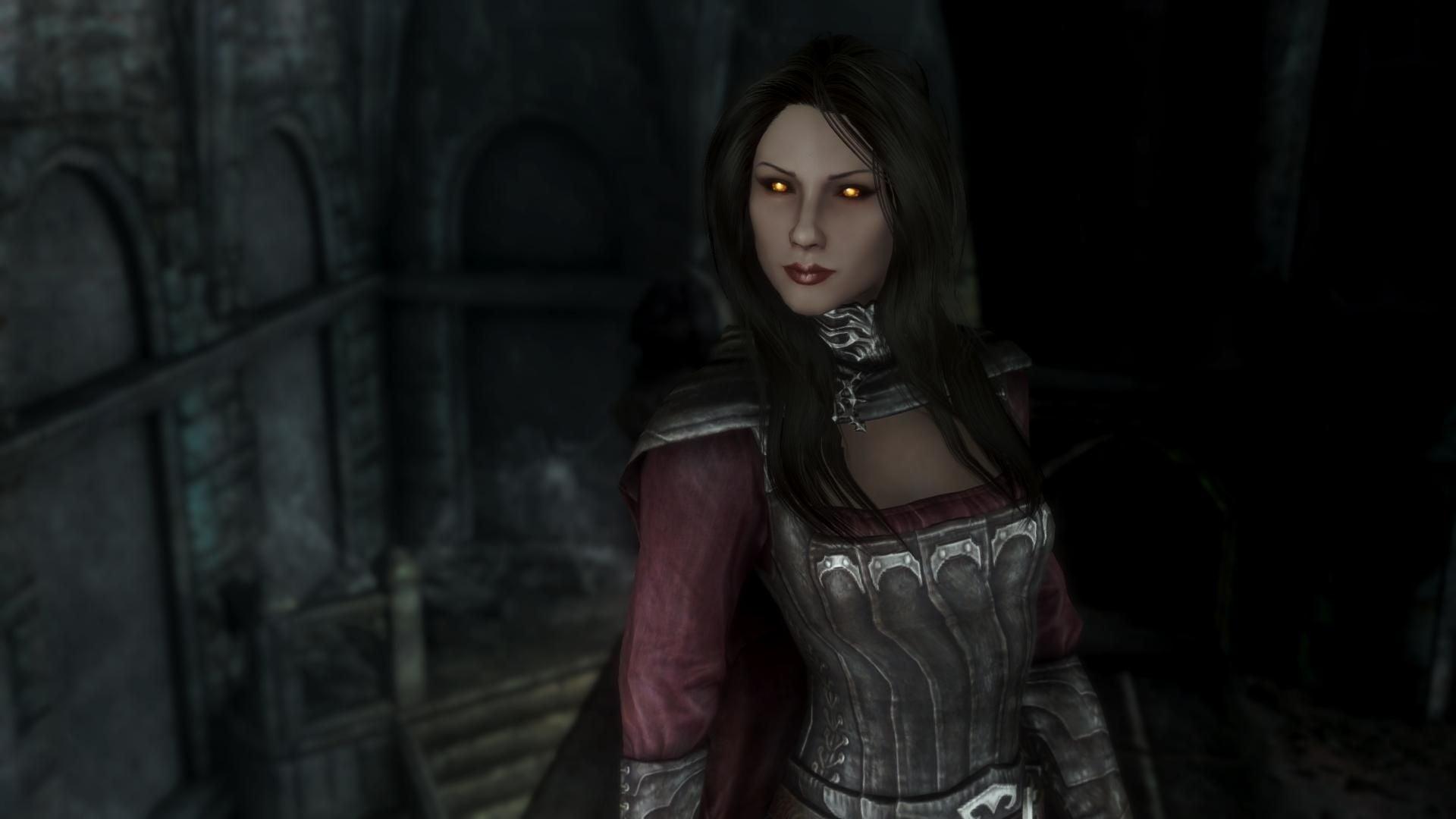 Serana from The Elder Scrolls V: Skyrim (Dawnguard)