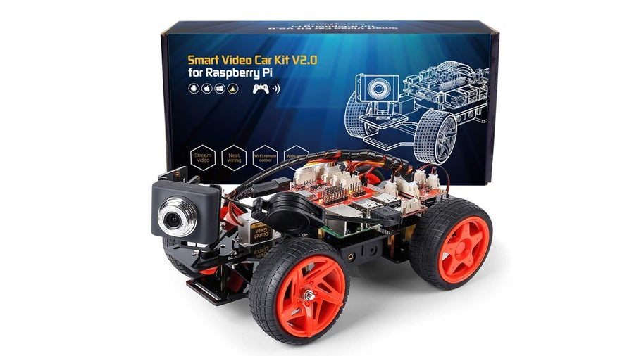 PiCar-V V2.0 Kit