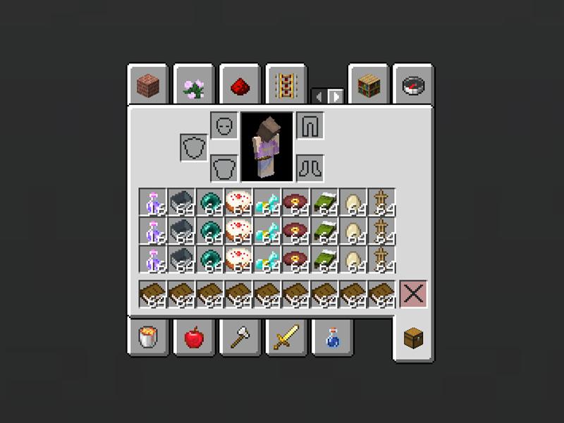 lenient stack size minecraft mod