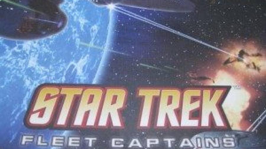 Star Trek: Fleet Captains (2011)