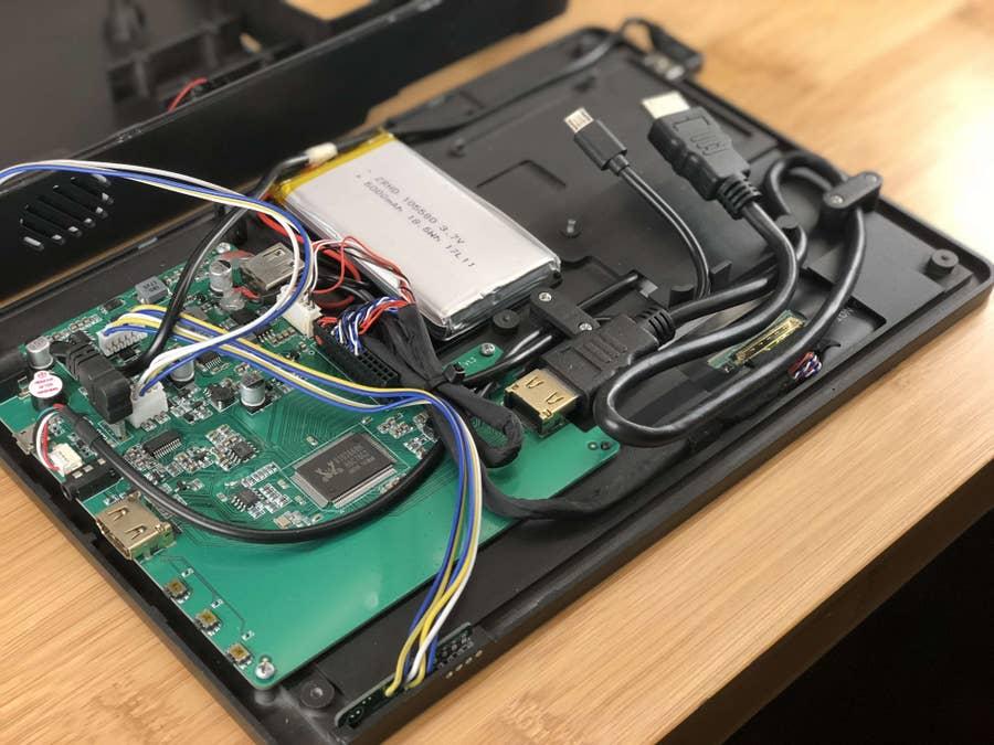 Raspad battery life