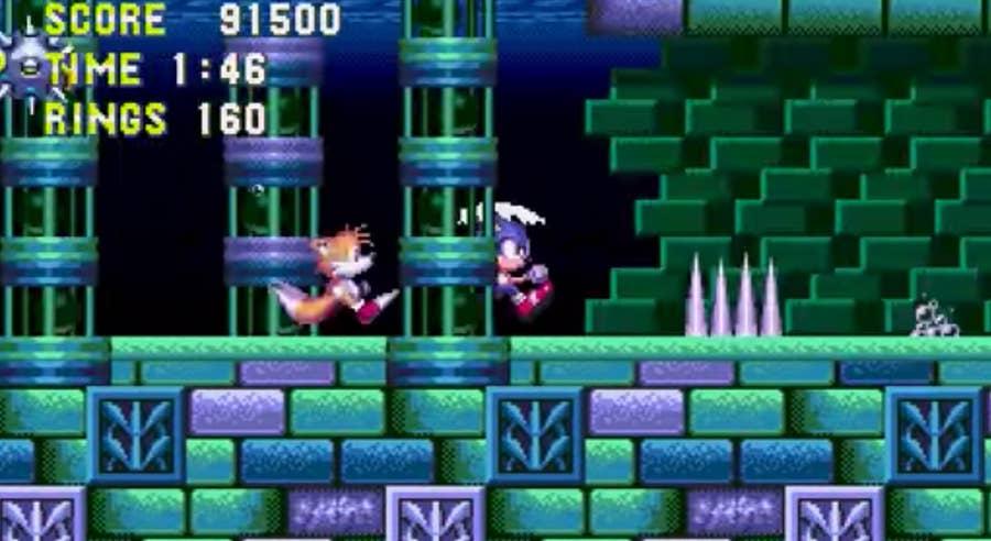 Sonic the Hedgehog 3 gameplay