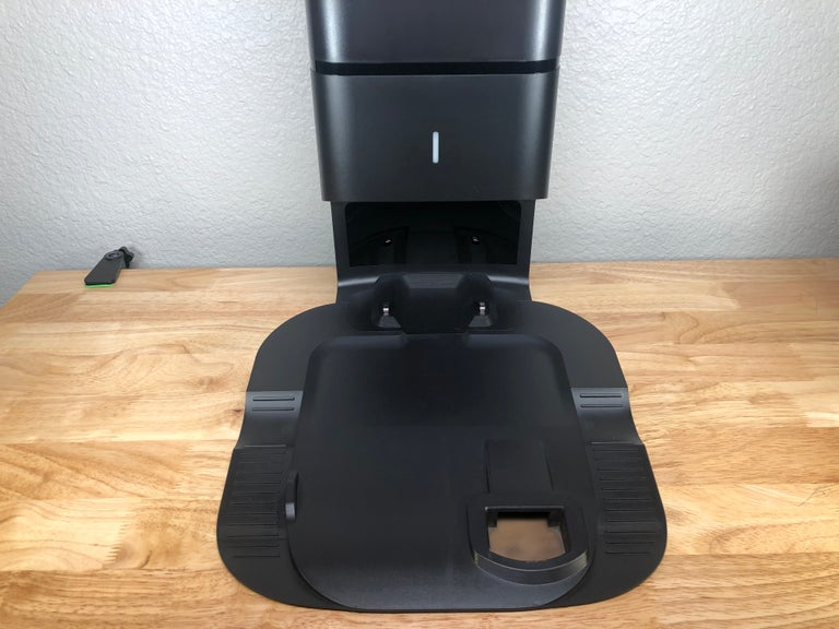 Unclog Roomba i7+ Clean Base