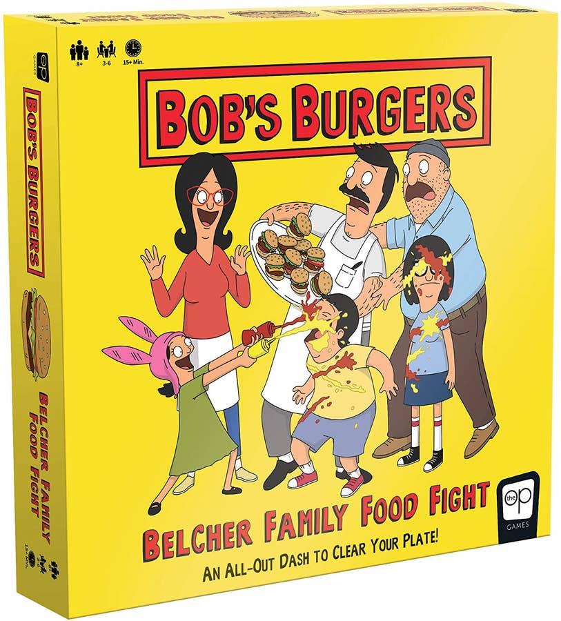 Bob's Burgers: Belcher Family Food Fight