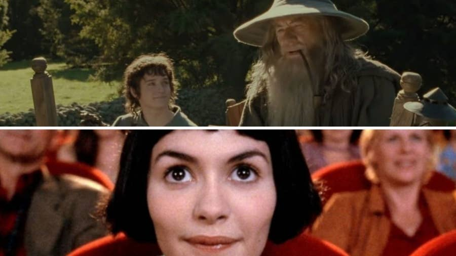 The Lord of the Rings AND Amélie