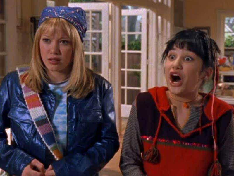 tv show reboot lizzie mcquire hilary duff