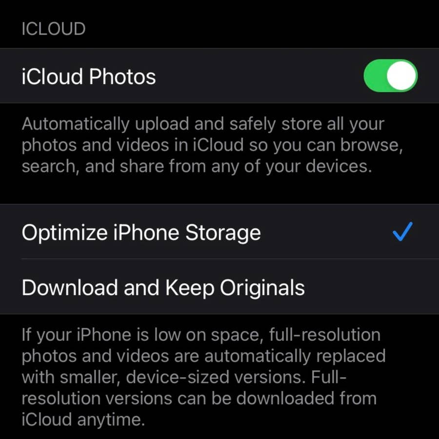 How To Clear iCloud Storage