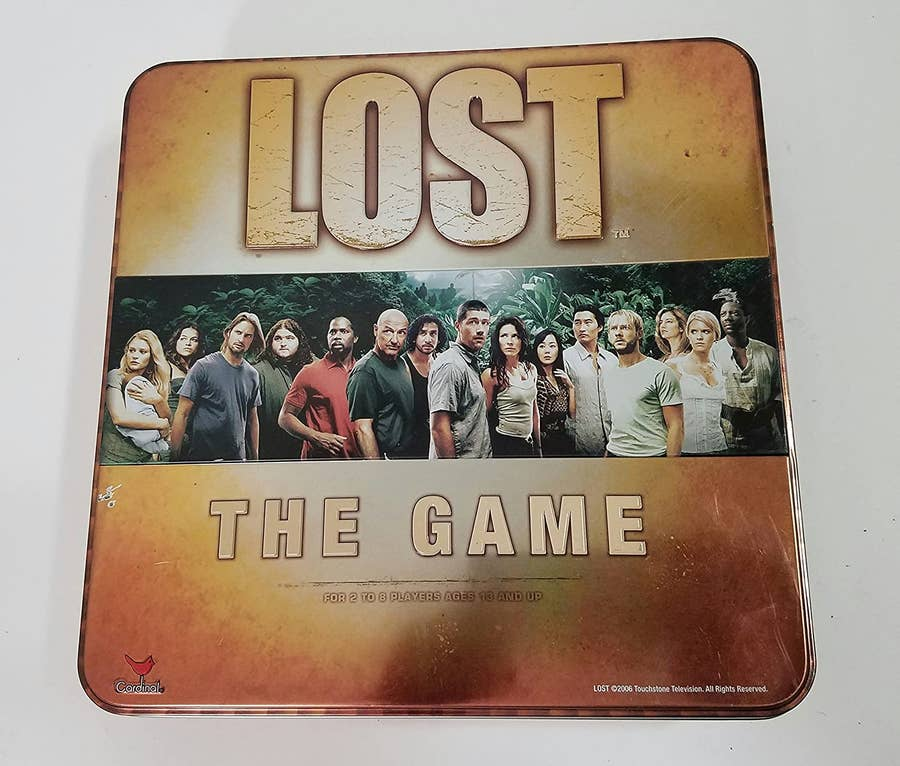 LOST The Game (Cardinal Industries)
