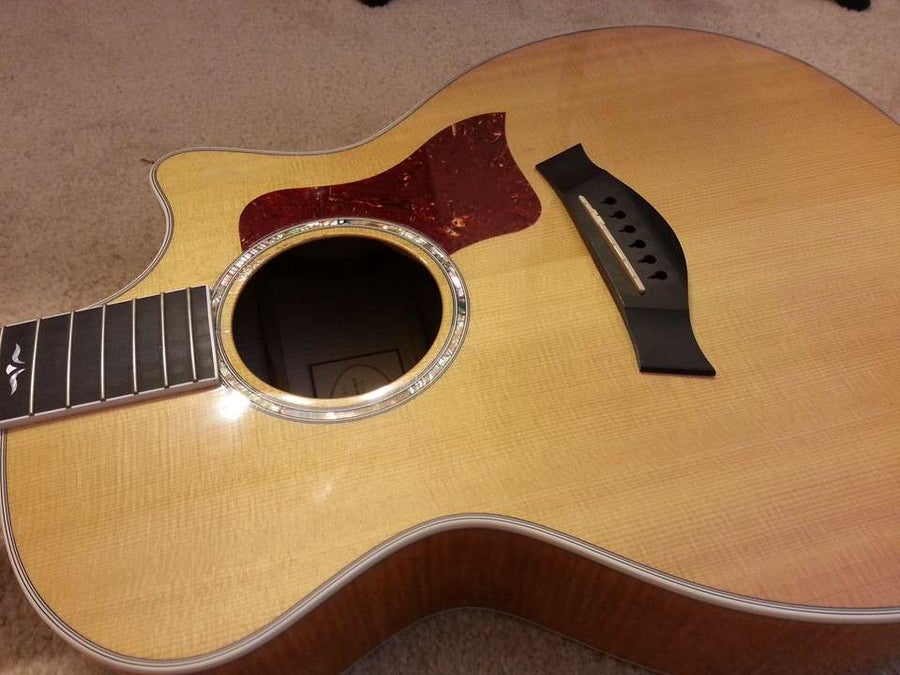 Repeat steps 1-3 on each string until all strings and bridge pins are removed