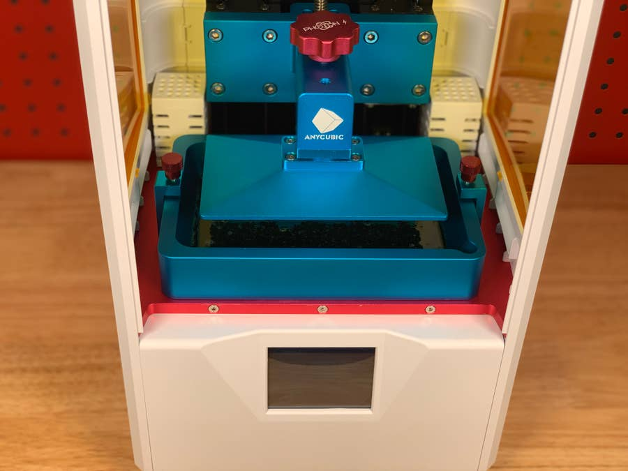 Anycubic Photon X with full resin vat