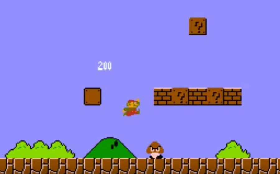 Super Mario Bros. Gameplay