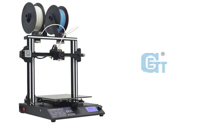 Geeetech A20M Review: A Large 3D Printer