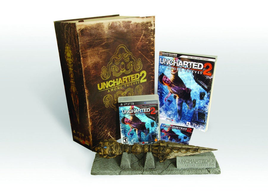 Uncharted 2: Among Thieves Fortune Hunter Edition