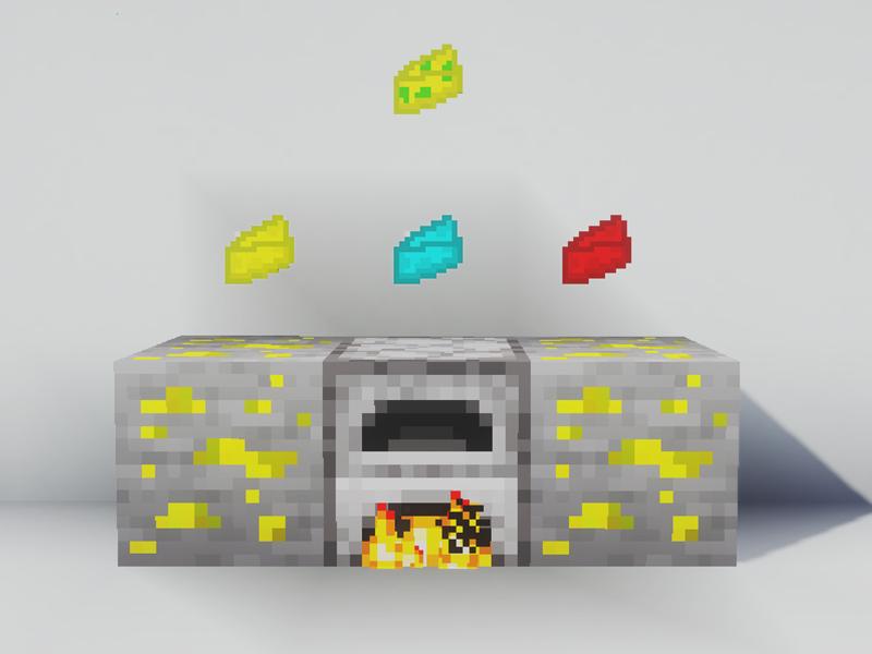 cheesecraft minecraft mod