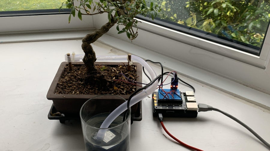 Raspberry Pi Watering System