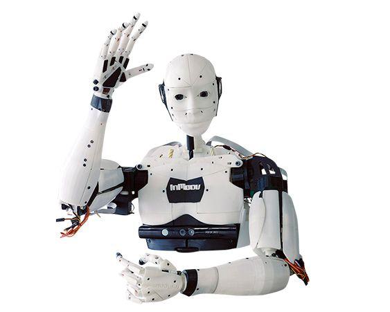 inMoov robot