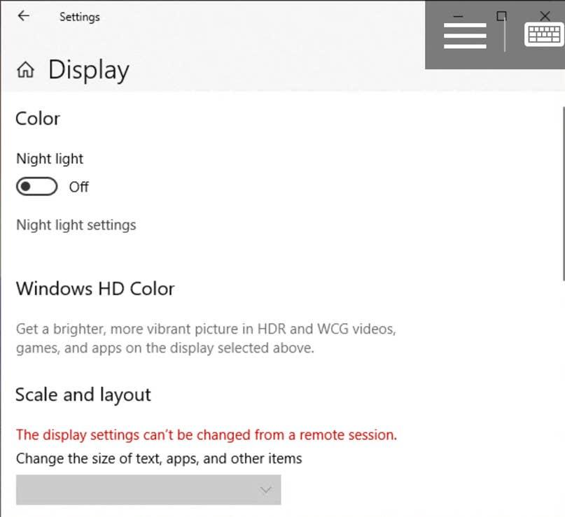 Windows 10 Remote Desktop Dual Monitors