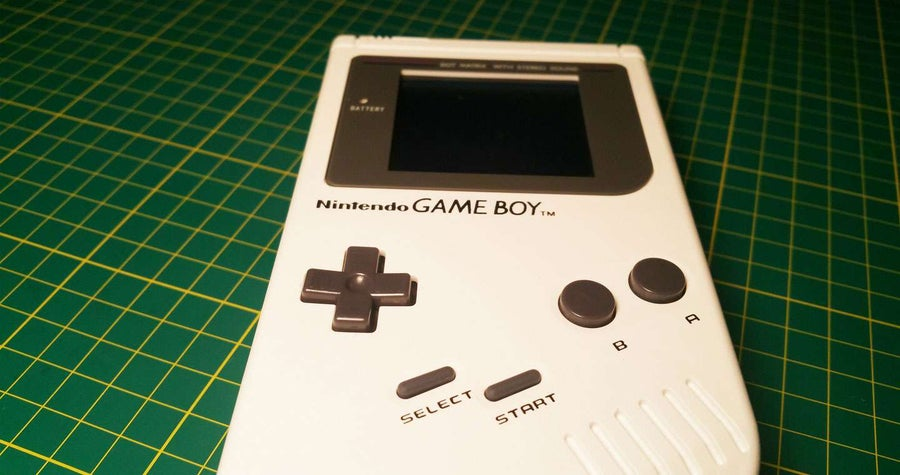 How to fix sticky Game Boy buttons