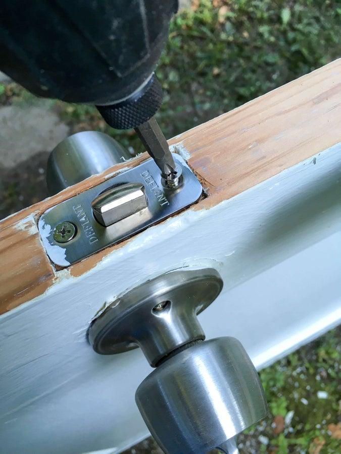 Reinstall hardware