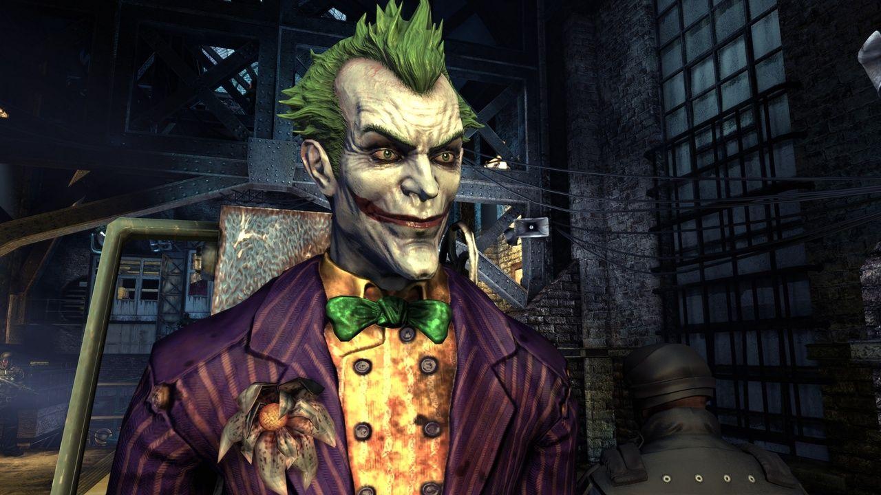 Joker from Batman: Arkham Knight