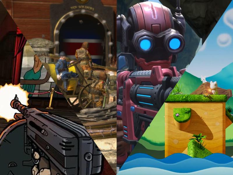 indie games e3 2021 neko ghost jump toy soldiers fallen aces larcenauts