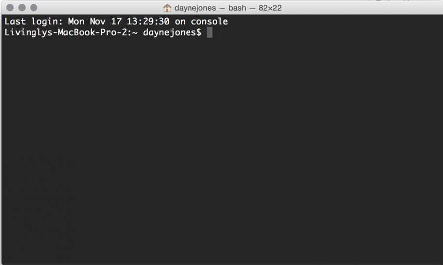 How to flush DNS on Mac OS X Yosemite