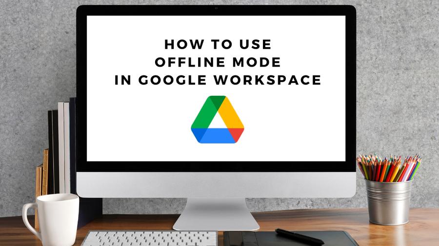 google workspace drive turn on offline mode