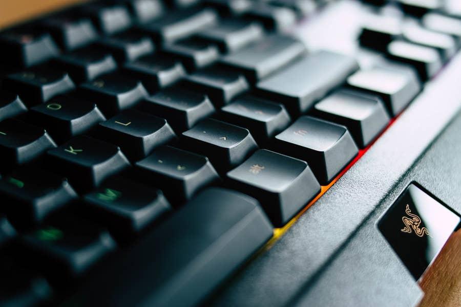 ABS keyboard