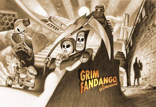 Grim Fandango (1998)