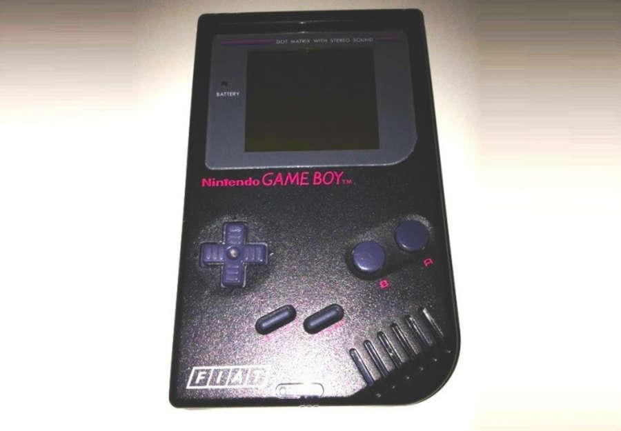FIAT Game Boy