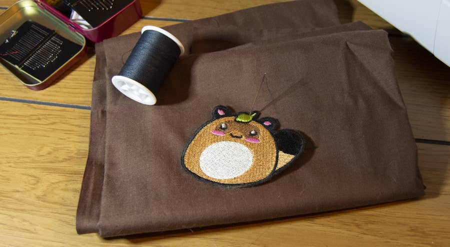How to Sew on a Patch