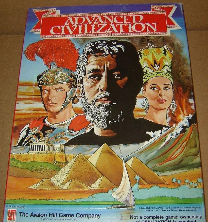 Advanced Civilization (1991)