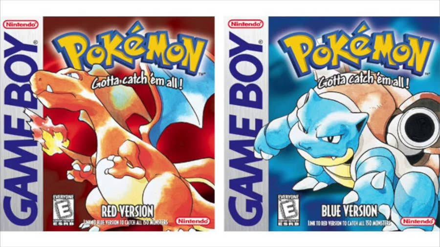 Pokemon Red and Blue (1996)