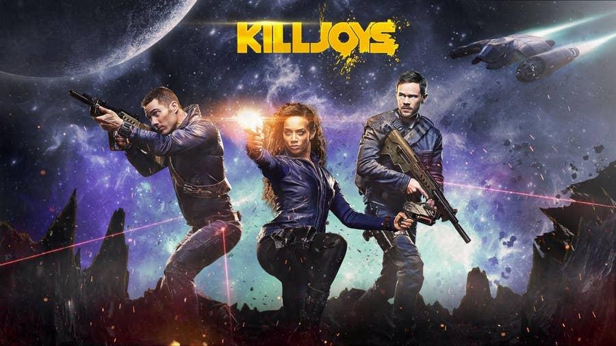 Killjoys (2015-2019)