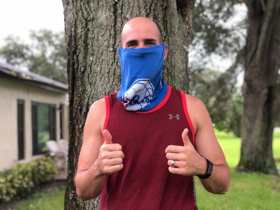 DIY Running Face Mask