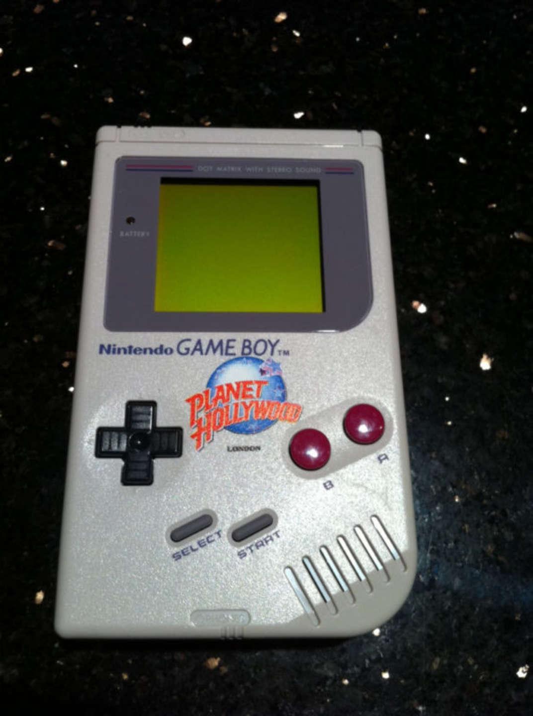 Planet Hollywood Game Boy