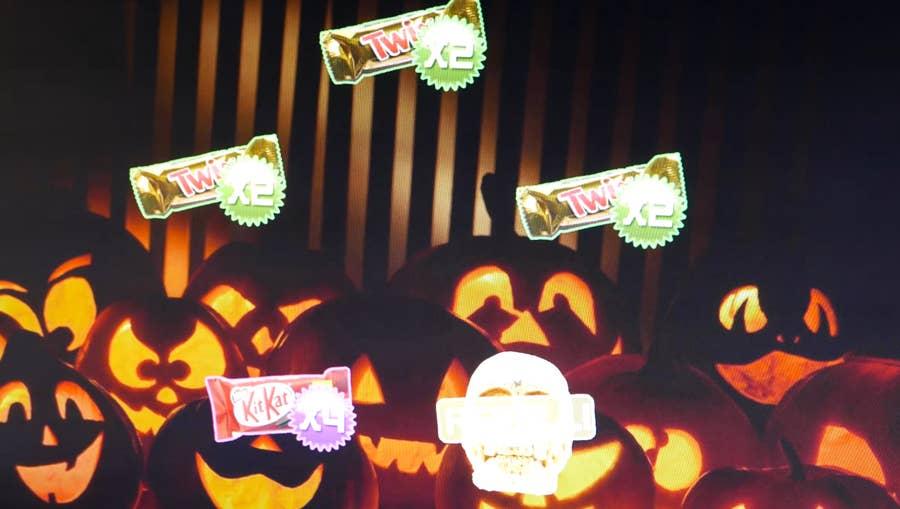 Halloween Raspberry Pi Slot Machine