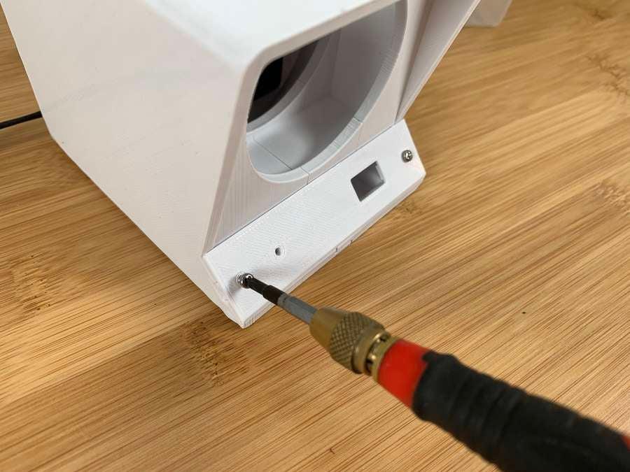DIY solder fume extractor controller
